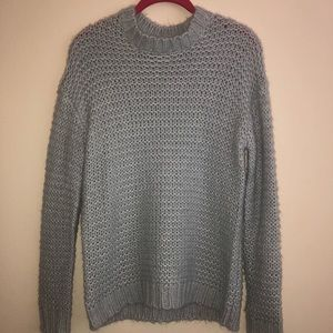 crochet sweater (without tag but never worn)